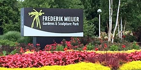 AFSN  - Summer Fun Meijer Garden Meet - Ups tickets