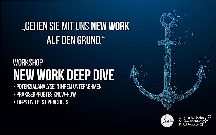 New Work Deep Dive - Workshop: Bild