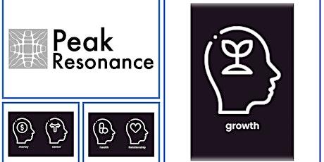 Peak Resonance Spaces tickets