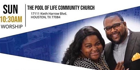 Welcome to The Pool of Life Community Church tickets