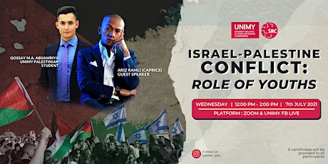 Israel-Palestine Conflict: Role of Youth tickets