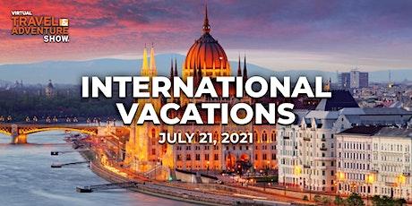 Virtual TAS : International  Vacations tickets