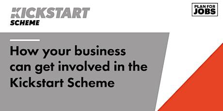 DWP Kickstart Scheme Third Sector Webinar tickets