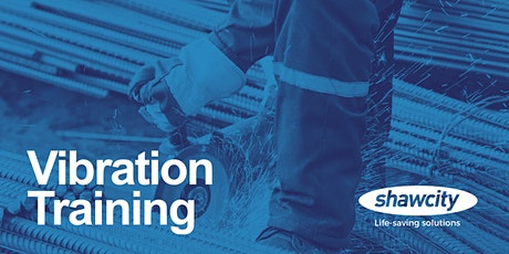 Vibration at Work Training tickets