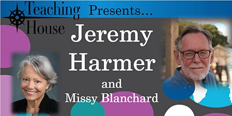 Teaching House Presents - Jeremy Harmer and Missy Blanchard tickets