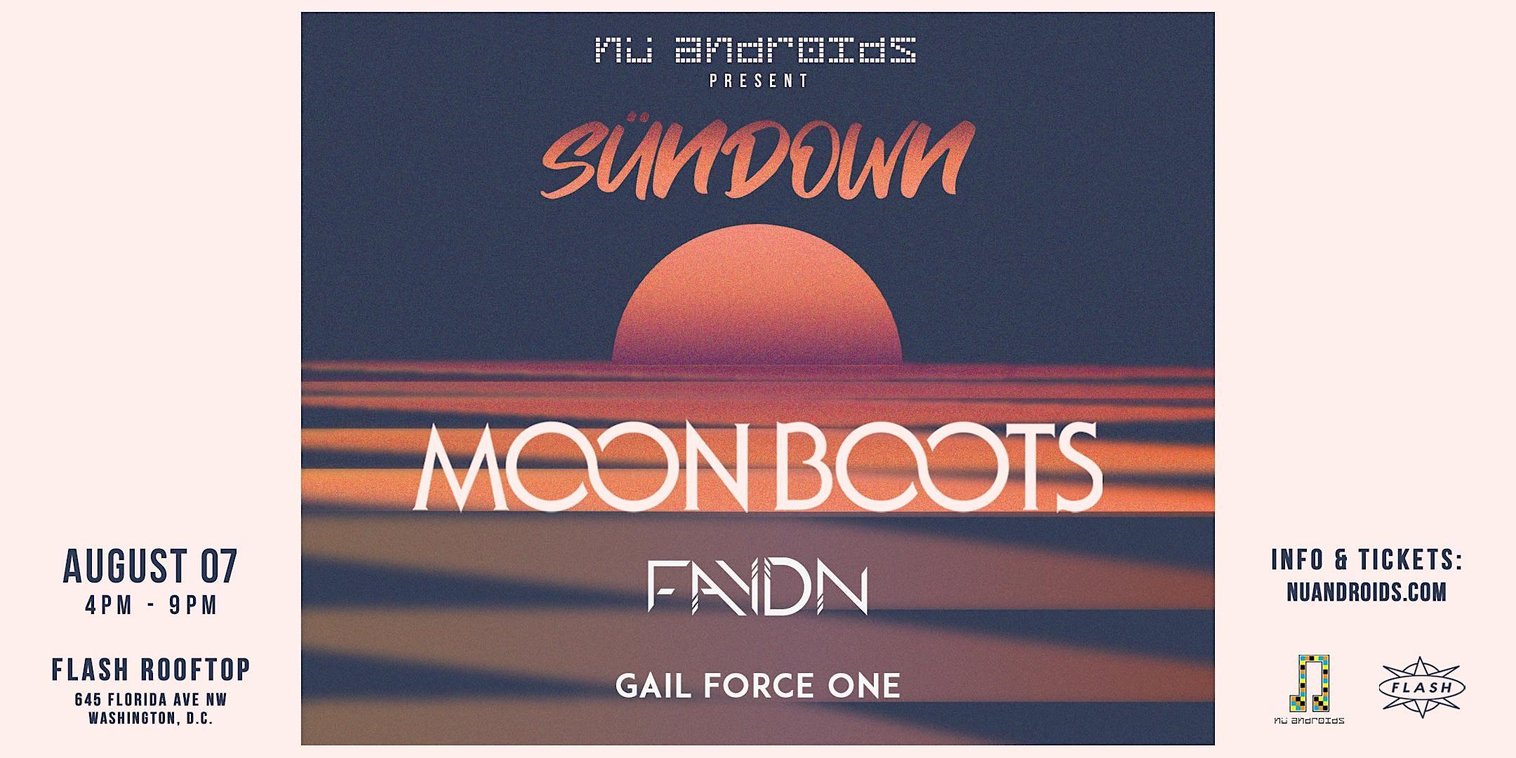SünDown: Moon Boots (21+)