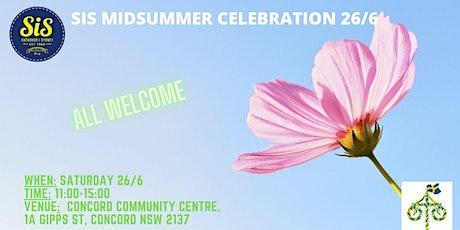 SiS Traditional Midsummer Celebration 2021 tickets