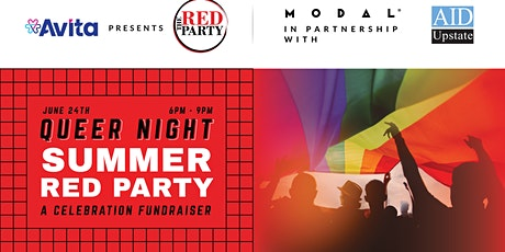 Queer Night-Summer RED Party tickets