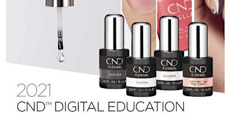 CND DIGITAL PLEXIGEL PAINTED PATH TO PERFECTION tickets