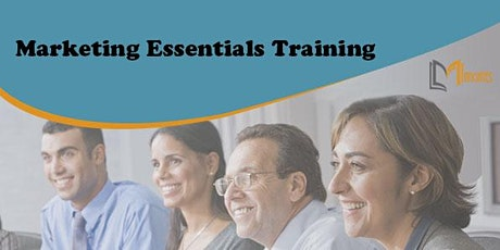 Marketing Essentials 1 Day Virtual Live Training in Buxton tickets