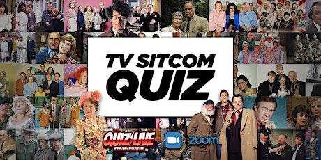TV Sitcom  Quiz Live on Zoom tickets