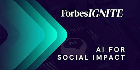 AI for Social Impact | Interactive Webinar tickets