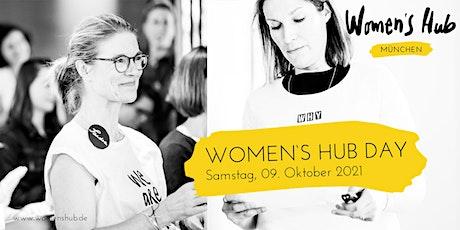 WOMEN'S HUB DAY MÜNCHEN 09. Oktober 2021 Tickets