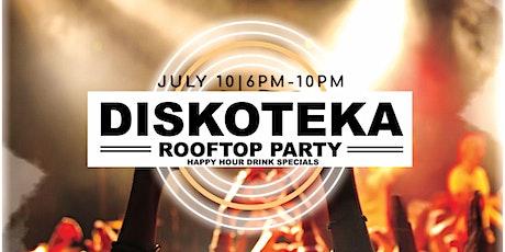 REG presents HAPPY HOUR DISKOTEKA / ROOFTOP PARTY tickets