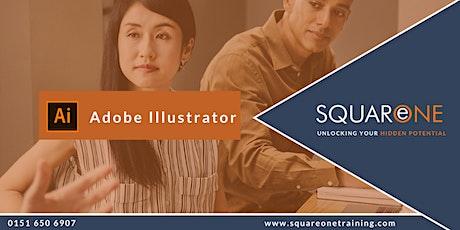 Adobe Illustrator - New User (Online Training) tickets
