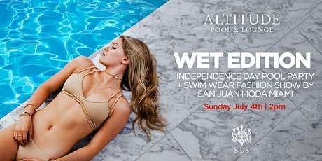 Independence Day Pool Party tickets