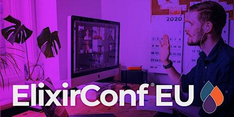 ElixirConf EU 2021 - virtual tickets