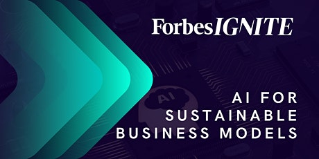 AI for Sustainable Business Models | Interactive Webinar tickets