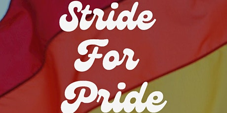 STRIDE FOR PRIDE tickets