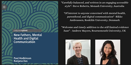 Book Launch: New Fathers, Mental Health and Digital Communication tickets