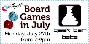 Board Games in July