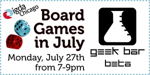 Board Games in July