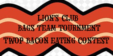 2021 Bacon Fest Team Bags Tournament tickets