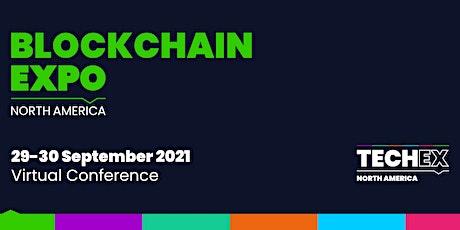 Blockchain Expo North America Virtual 2021 tickets
