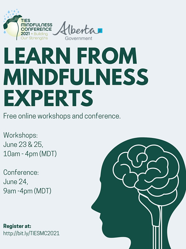 FREE Online Mindfulness Conference – Hosted by TIES image