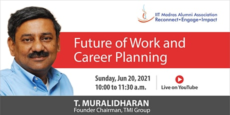 Future of work and Career Planning tickets
