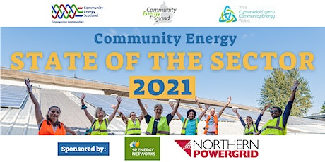 Community Energy State of the Sector -  Scotland 2021 tickets