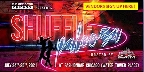 VEND @ Shuffle-Palooza - A Pre Music Festival Market & Daytime Dance Party! tickets