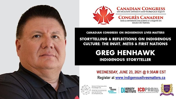 Canadian Congress on Indigenous Lives Matters image