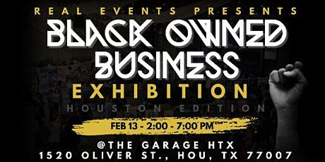 Black Owned Business Exhibition - Houston Edition tickets