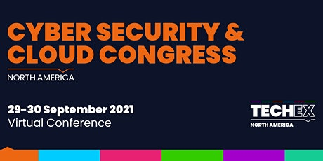 Cyber Security & Cloud Congress Virtual 2021 tickets
