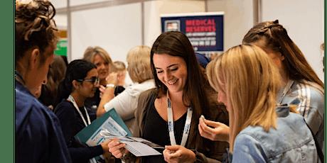 Nursing Times Careers Live Birmingham 2021 - physical job fair tickets
