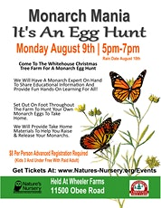 Monarch Mania It's An Egg Hunt tickets