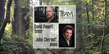 TBAM 2021 - Powell & Chernoff tickets