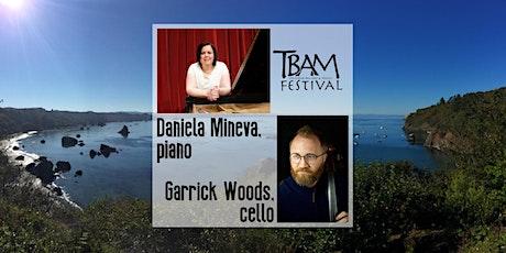 TBAM 2021 - Woods & Mineva tickets