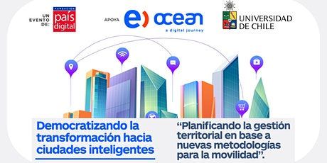Democratizando la transformación hacia ciudades inteligentes. tickets