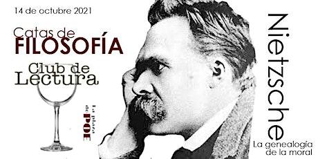 CATA DE FILOSOFÍA. La genealogía de la moral de Friedrich Nietzsche entradas