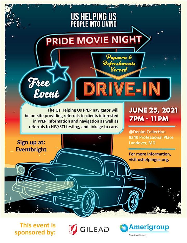Pride Movie Night image