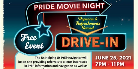 Pride Movie Night tickets