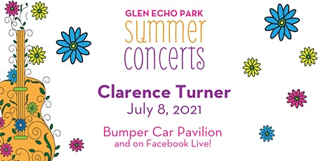 Summer Concerts: Clarence Turner tickets