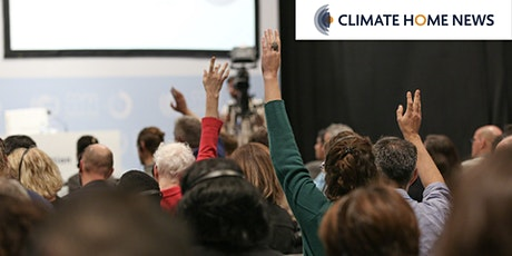 Introduction to climate journalism tickets