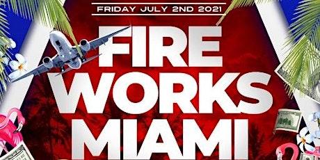 FIREWORKS MIAMI @ MAD CLUB WYNWOOD!!! tickets