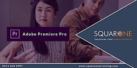 Adobe Premiere Pro - Intermediate (Online Training) tickets