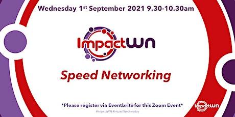 1st September 2021 #ImpactWednesday - Impact Women's Network tickets
