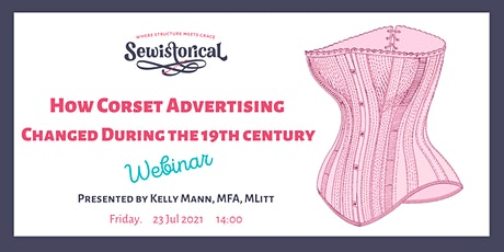 How Corset Advertising Changed During the 19th Century tickets