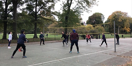 Volleyball Learning, and Practice at Central Park tickets